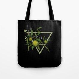 Tea Element - Earth / Lavender Earl Grey Tote Bag