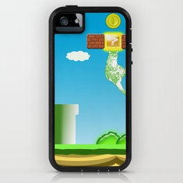 Meowio and Catuigi iPhone Case