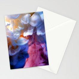 Milk petals Stationery Cards