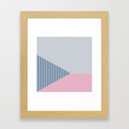 Tri 5 Framed Art Print