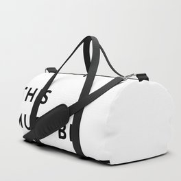 THIS MUST BE THE PLACE Duffle Bag