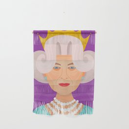 The Queen Wall Hanging