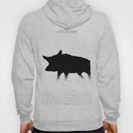 That's just boar - Paris Hoody