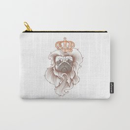 King Pug Carry-All Pouch
