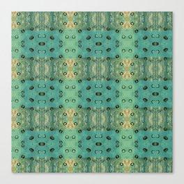 maculis_pattern no1 Canvas Print