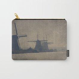 Kinderdijk Windmills II Carry-All Pouch