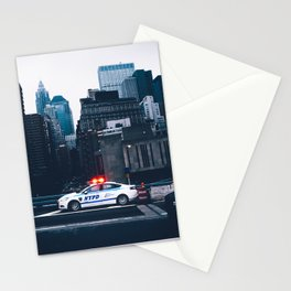 NYPD Stationery Cards
