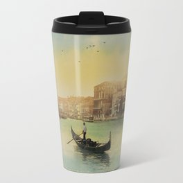 Early morning in Venice Travel Mug