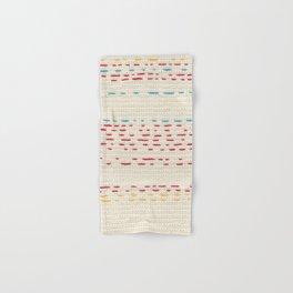 Yarns - Between the lines Hand & Bath Towel