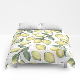 Lemon Fresh Comforters