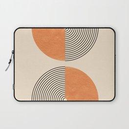 Harmony - Mid Century Modern  Laptop Sleeve