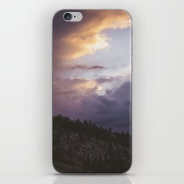 Tioga Pass | Yosemite, California | John Hill Photography iPhone Skin