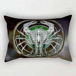 """""""Astrological Mechanism - Cancer"""" Rectangular Pillow"""