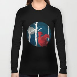 The Name's Red Long Sleeve T-shirt