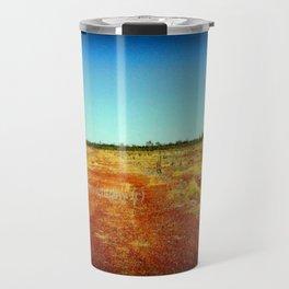 Concurry - Normonton Road - Outback Queensland Travel Mug