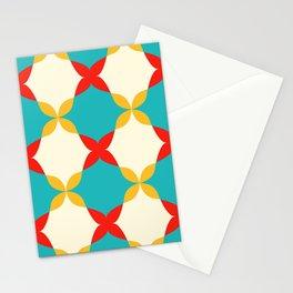 Subtle Pattern Stationery Cards