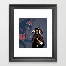 Black Magic #1 Framed Art Print