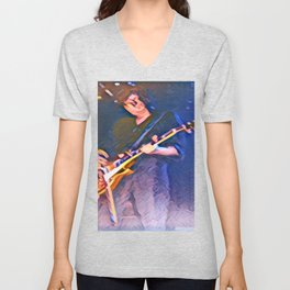 Jimmy Page Unisex V-Neck
