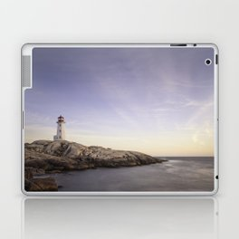 Peggy's Cove, Nova Scotia Laptop & iPad Skin