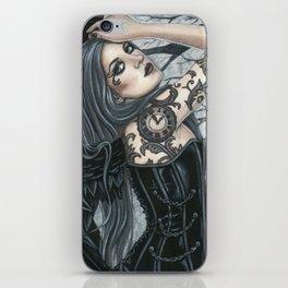 Gunmetal iPhone Skin