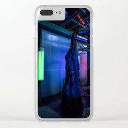 DSC_0577 Clear iPhone Case