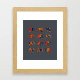 olifante Framed Art Print