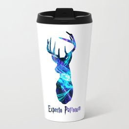Expecto Patronum Deer Travel Mug