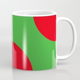 This is the back of a Ladybird. In different colors by the way. Coffee Mug