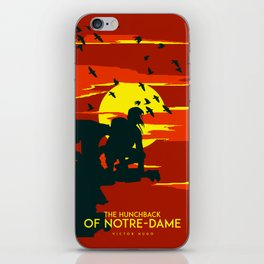 HUNCHBACK OF NOTRE DAME iPhone Skin