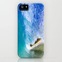 Ocean Barrel iPhone Case