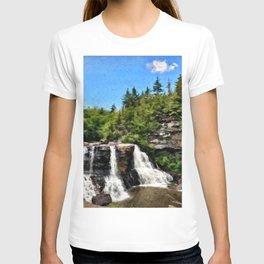 Blackwater Falls, West Virginia T-shirt
