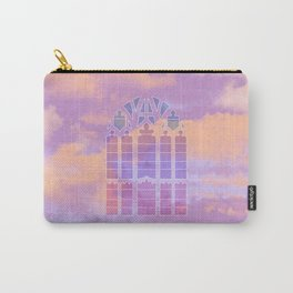 Stained Glass Sky Carry-All Pouch