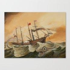 Great Western Canvas Print