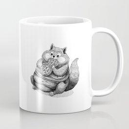 Fat Hamster Coffee Mug