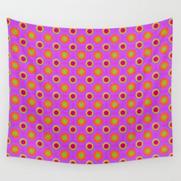 Glo-Dots! Wall Tapestry