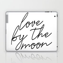 Live by the sun love by the moon (2 of 2) Laptop & iPad Skin