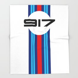 917 Martini Throw Blanket