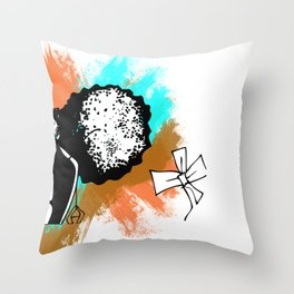 ruffandtuff Throw Pillow