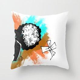 ruffandtuff Throw Pillow