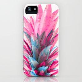Pineapple Top Flowception   V1 iPhone Case