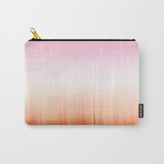Poetic Sunset Carry-All Pouch