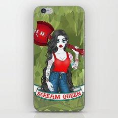 Marcie iPhone & iPod Skin