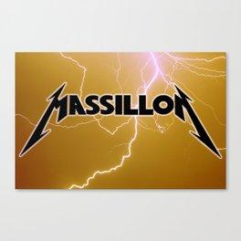 MASSILLON Canvas Print