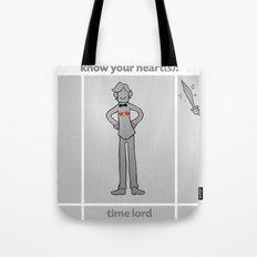 A Helpful Guide Tote Bag