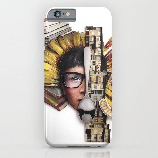 Timber | Collage iPhone & iPod Case