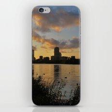 Boston at Sunrise - Massachusetts, New England iPhone & iPod Skin