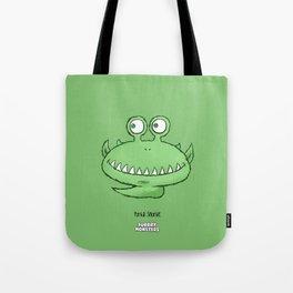 Tickleslug Tote Bag