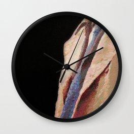 Supernatural: Castiel's Trenchcoat Wall Clock
