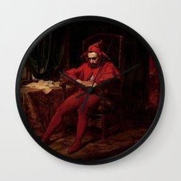 Stańczyk-Matejko Wall Clock