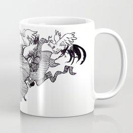 The chase - version 1 Coffee Mug